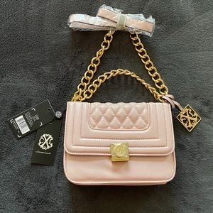 NWT - Christian Lacroix Quilted Bag